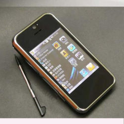 T32 Triband 0 Téléphone Windows 6 avec fonction WIFI (WK-0003)