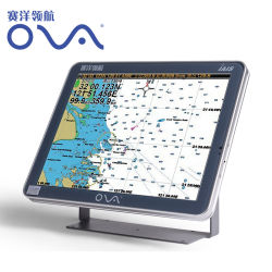 17 Mariene GPS van de duim Navigator AIS met het Scherm