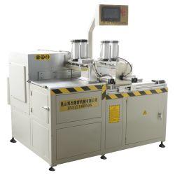 중국에서 제조된 알루미늄 방열판 절단기