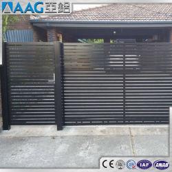 Bonne qualité de l'aluminium Porte coulissante escamotable