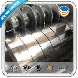 ASTM D'USINE JIS SUS 201 202 301 304 304L 316 316L 310 410 430 rouleau de bande en acier inoxydable/0.1mm~50mm