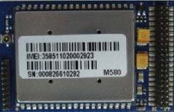 Модуль GSM/GPRS (M580z)