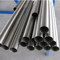 ASTM B387 les tubes de molybdène avec une épaisseur de paroi mince 1.0mm