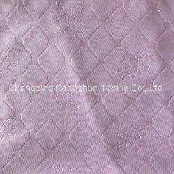 Il solido 100% del poliestere ha tinto con il tessuto tinto pianura del tessuto impresso 3D