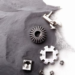 Het Poeder van het Afgietsel van de Injectie van het metaal (MIM) door Geatomiseerd Gas en Water