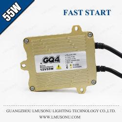 AC HID キセノンスリム Gq4 ファストブライトバラスト 55W