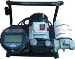 Conjunto de la bomba de combustible de 220V 110V Kit bomba diésel con filtro/boquilla/manguera