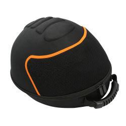 À prova de Durável personalizado Sport Pega EVA portátil capacete de moto de viagem sacos estojo rígido capacete caso
