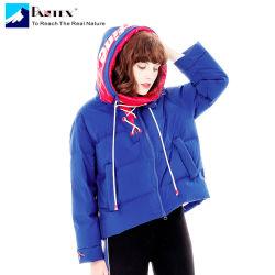 Mens Леди зима Стеганая куртка с теплой одежды обивки водонепроницаемый заполнения вниз Jkt 800 заполнения