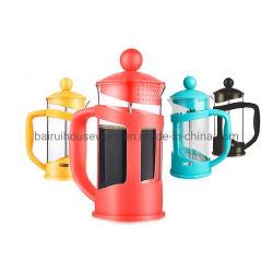 كافتيلا دي برينسا فرانشيزا صانع القهوة الفرنسي البلاستيك آلة صنع القهوة والشاي القهوة المطبعة الفرنسية