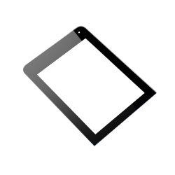 5-12pouces de haute qualité 0.7/1.1mm de verre trempé de produits chimiques pour l'écran TFT
