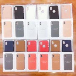 Étui pour iPhone original couvercle Téléphone mobile, housse en cuir pour Apple iPhone 11, iPhone et iPhone 11 11 PRO PRO Max iPhone 12