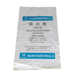 Mba8668 Anatase TiO2 Mba8668- Tianiumdioxide van industriële kwaliteit