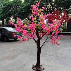 [لد] شجرة ضوء بلاستيكيّة ثمرة زهرة منظر طبيعيّ زخرفة شجرة إنارة