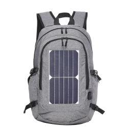 携帯電話および5V装置電源のための太陽バックパック7Wの太陽電池パネルの料金をハイキングする防水スポーツ