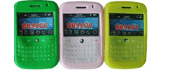 Силиконовый чехол для Blackberry (BA23)