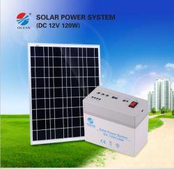12V 580W tiefe Schleife-AusgangsSonnenkollektor-Energien-Solarzellen-Energie-Batterie-Speicher-Systems-Batterie für Beleuchtung-Solarventilator im FreienCampaing Wüste
