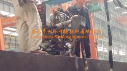 최고 질 일반적인 강철 용접 유출 Sj101 불소 알칼리 유형 소결된 유출 (제조자)