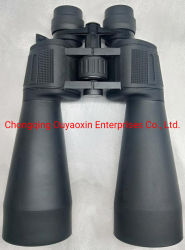 grosse Binokel des Summen-12-25X70 mit schwarzem Gummi