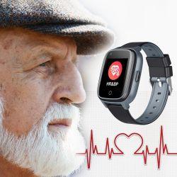 Wonlex nuevo y elegante en 18 idiomas de la Frecuencia Cardiaca dinámica Batería de larga duración el tiempo de Fitness GPS Ver Ronda Señora Reloj inteligente