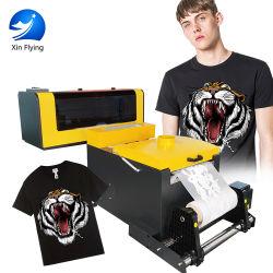 Manutenzione a vita Hot sale A3 DTF Digital Printer PET Film Macchina per la stampa di tessuti