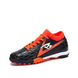 2021 saison pleine dernière conception Kid's Soccer Shoes, respirant chaussures de football du garçon