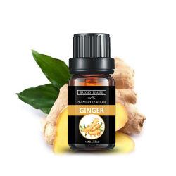 Extrato de gengibre CAS óleo 8007-08-7 Fábrica sabor dos alimentos, aditivo, conservante, aromatização de fragrância compostos base de óleo óleo Óleo Essentia Cosméticos cuidado da pele
