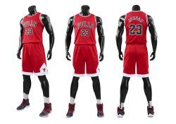 Venda por grosso Custom se sublima a aplicar o basquetebol Jersey Camisa uniforme curtos