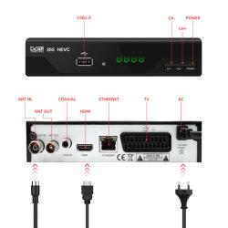 Для европейского рынка DVB-T2 HD ресивер Hevc H. 265