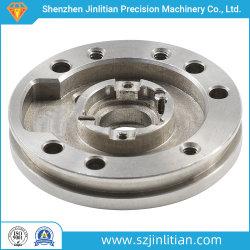 Pièces circulaire de la Chine cnc machine CNC partie mécanique de la Chine une partie des fabricants de pièces métalliques