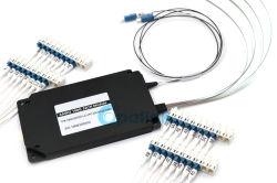 32CH 100GHz module DWDM Aawg Boîte en métal standard