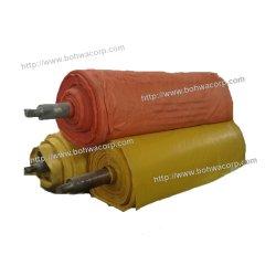 Tissu en PVC flexible en plastique pliable conduit d'air de ventilation