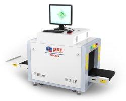 De Scanner van de Inspectie van de Bagage van de röntgenstraal om Documenten, Laptop in Bureau, Overheid af te tasten