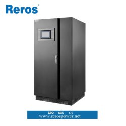 저주파 60/80K/100K/120K/160K/200K/250K/300K/400K를 위한 3/3의 온라인 변압기 기초 UPS 시스템, 삼상, 기업 UPS