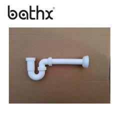 Salle de Bain lavabo flexible de vidange des déchets du tuyau de vidange