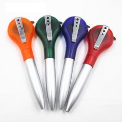 Ruban de mesure multifonction de haute qualité d'impression du logo coloré donnent promotionnel stylo à bille en plastique (ZH-5159)