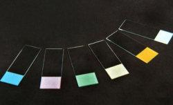 Vidro descartáveis, deslize o Laboratório de Investigação laboratorial artigos aparelhos de laboratório Quadro