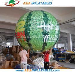 Hot Sale Inflatable pastèque, gonflable de fruits, pour la promotion de Simulation gonflable