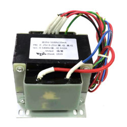 Trasformatore E-I di monofase per audio del `dell'unità di prova e della strumentazione elettronica