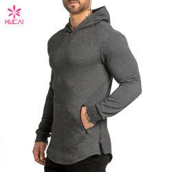 Nouvelle Mode Mens Sweat-shirt à capuche en molleton ordinaire