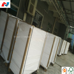 80GSM de alta qualidade em papel branco Kraft celulose virgem