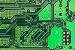 Souder résister à la V-cut Base métallique personnalisé PCB Placage autocatalytique au cuivre rigide