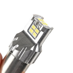 Lâmpada automática S25 1157 1156 P21/5W Carro de alta potência de luz de stop de díodos