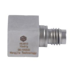 Transducteur piézoélectrique triaxial miniature de l'accélération