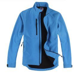 Los hombres Standing-Collar compuesto de chaqueta Sport Coat chaqueta Softshell