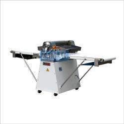 Rollo de papel reversible con la masa Sheeter Impresión manual de precios de equipos de panadería (ZMK-520)
