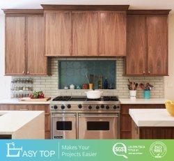De overgangs Keuken remodelleert Gemakkelijk installeert Meubilair van het Pak van de Keukenkast het Vlakke