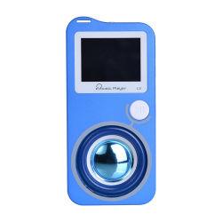 Eran S13 24 Stunden MP3-Player mit FM Radio spielend