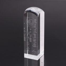 Custom Crystal плотность бумаги Crystal рулевой колонки