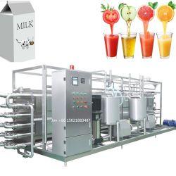 De tubulaire Machine van de Sterilisatie van het Vruchtesap van de Sterilisator van UHT